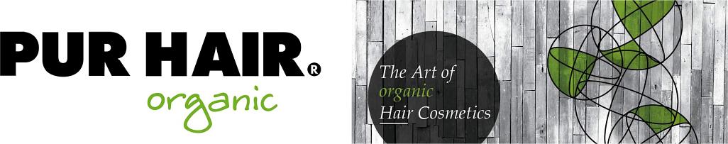 PUR HAIR organic - Haarpflegeprodukte