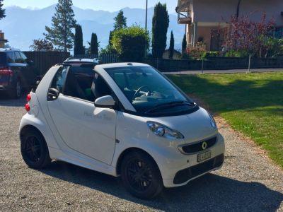 Unser Smart-Cabrio Auto mieten