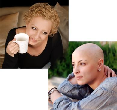 Massgefertigte Perücken für Krebspatientinnen