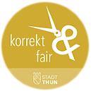 korrekt & fair - Qualitätslabel der Stadt Thun